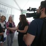 Témoignage de Yones, réfugié, à Sky news