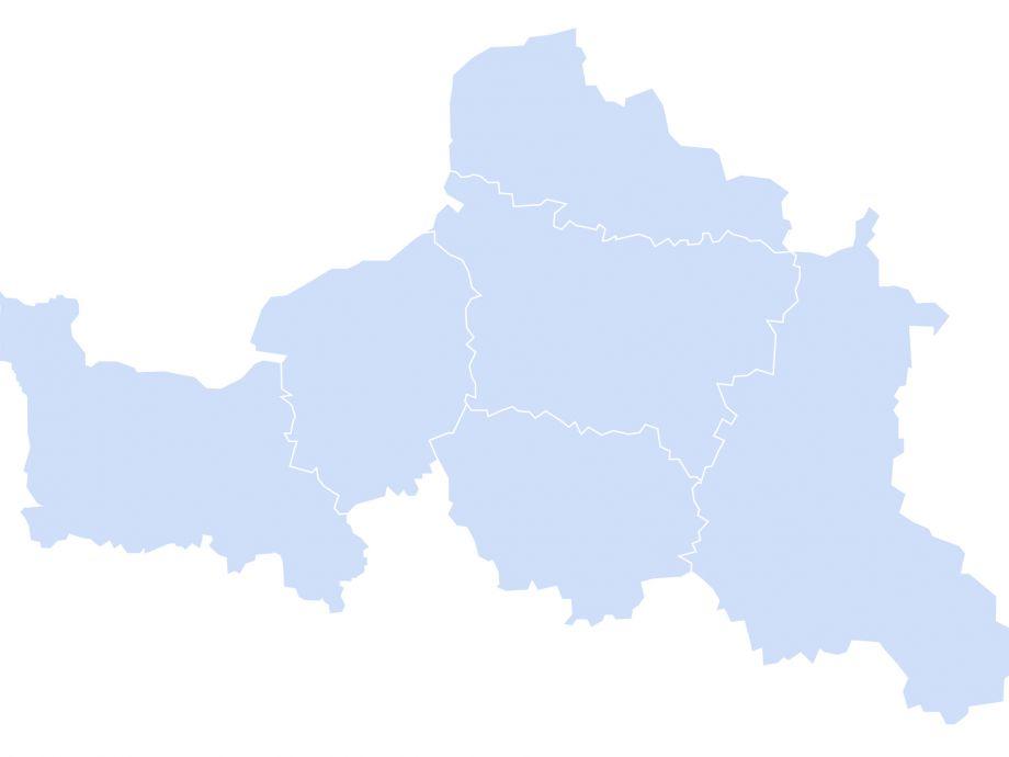 Carte FEP Nord, Normandie et Ile de France